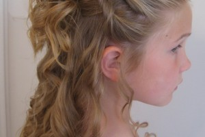 570x760px 6 Updos For Little Girls With Long Hair Picture in Hair Style