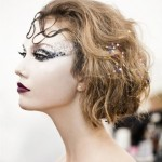 Rhinestone Eye Makeup | James Bond Party Ideas , 6 Rhinestone Eye Makeup In Make Up Category