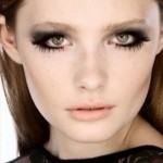 Dolly-Goth eye makeup by Lisa Eldridge | Bodily Enhancements , 6 Goth Eye Makeup In Make Up Category