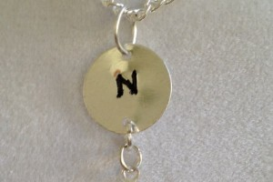 Jewelry , 6 Crystal Necklace Etsy : Initial N and Crystal Necklace by joytoyou41 on Etsy, ... | New Jewel ...