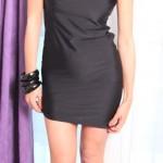Black Mini Dress - Handmade Backless Little Black Dress   UsTrendy , 6 Little Black Dress Backless Idea In Fashion Category