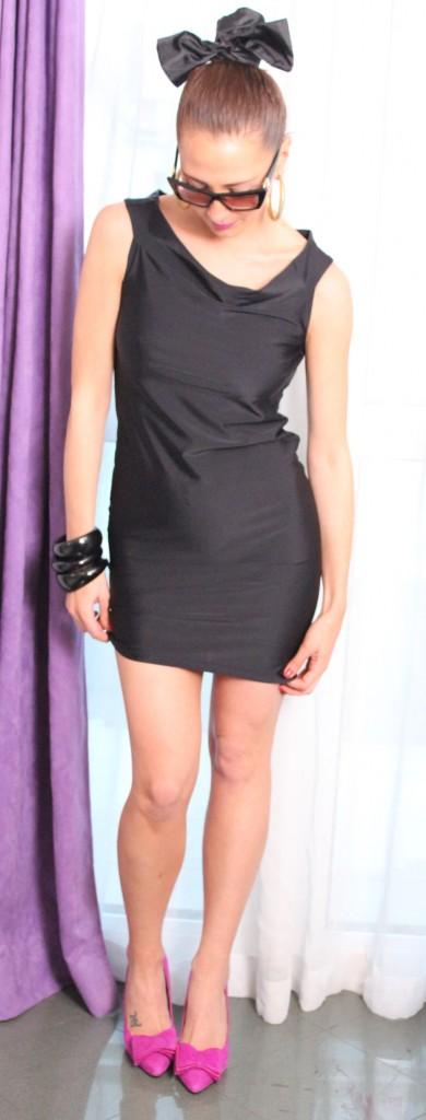 6 Little Black Dress Backless Idea in Fashion