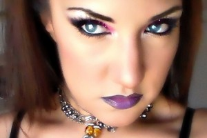 Make Up , 6  Goth Eye Makeup : Gothic Eye Makeup | Flickr - Photo Sharing!