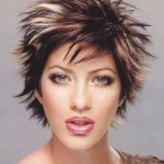 ... Short » Beautiful Spiky Short Hairstyles For Women Styles #14550 , 6 Spiky Short Hairstyles In Hair Style Category