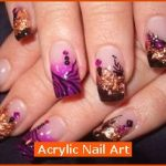 Acrylic Nail Art , 6 Cute Acrylic Nail Designs In Nail Category