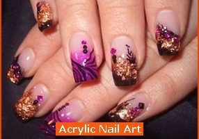 286x214px 6 Cute Acrylic Nail Designs Picture in Nail