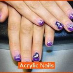 Acrylic Nails , 6 Cute Acrylic Nail Designs In Nail Category