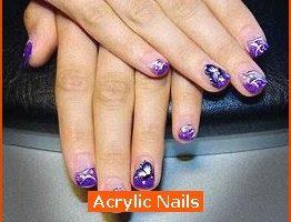 Nail , 6 Cute Acrylic Nail Designs : Acrylic Nails