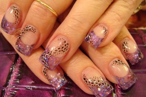 Nail , 6 Artificial Nail Designs : Acrylic Nails Designs ideas