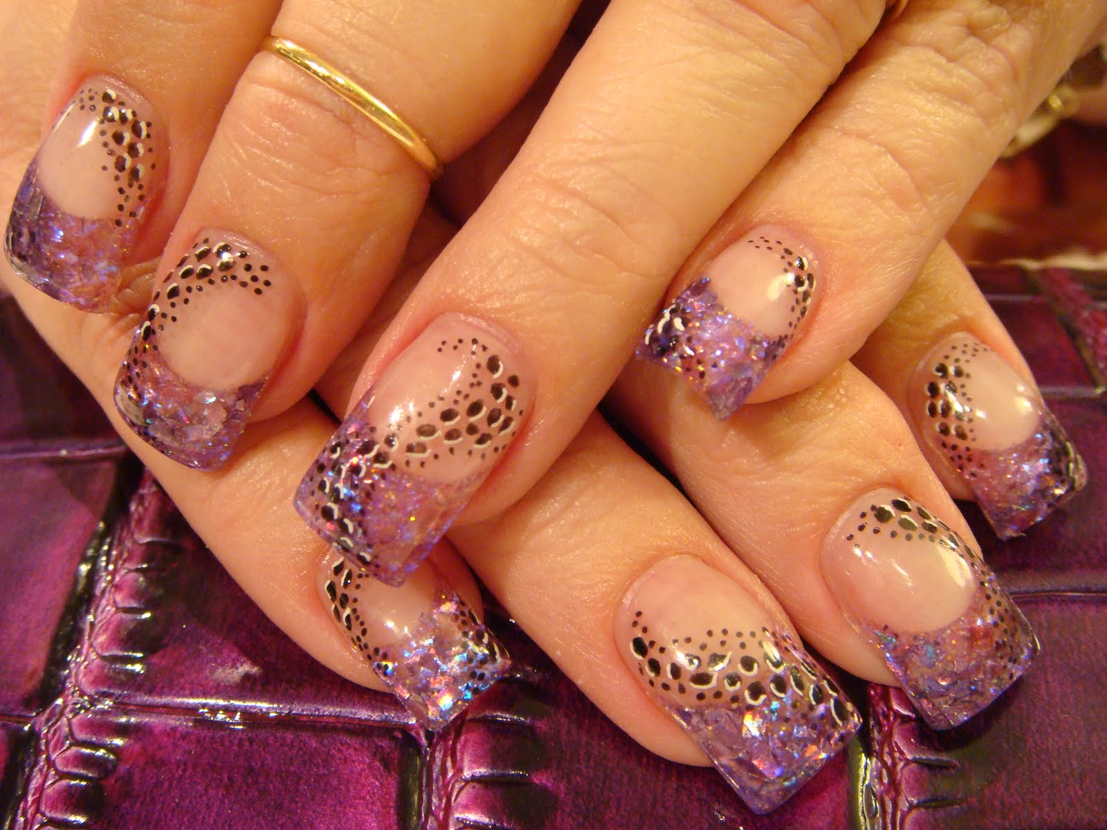 Cute Acrylic Nails Tumblr 2014
