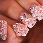 Nail Art 101: Favorite Prom Nail Designs , 6 Red Prom Nail Designs In Nail Category