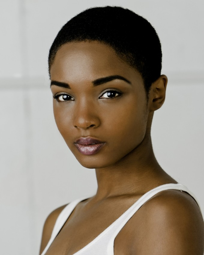 5 Short Natural Hairstyles For African American Women in Hair Style