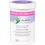 Almay Oil Free Eye Makeup Remover Pads , 8 Almay Eye Makeup Remover Product In Make Up Category