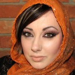 Arabic Eye Makeup Tutorial , 9 Eye Makeup For Arabian In Make Up Category