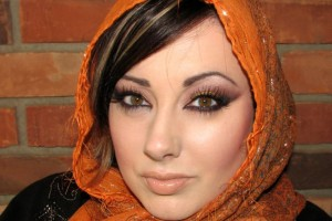 834x654px 9 Eye Makeup For Arabian Picture in Make Up