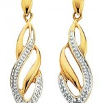 Argos Gold Diamond Flame Drop Earrings , 13 Argos Gold Drop Earrings In Jewelry Category
