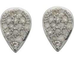 Jewelry , 13 Argos Gold Drop Earrings : Argos White Gold Diamond Pear Drop Earrings