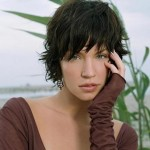 Ashley Scotts Layered Textured Short , 9 Short Textured Hairstyles Women In Hair Style Category