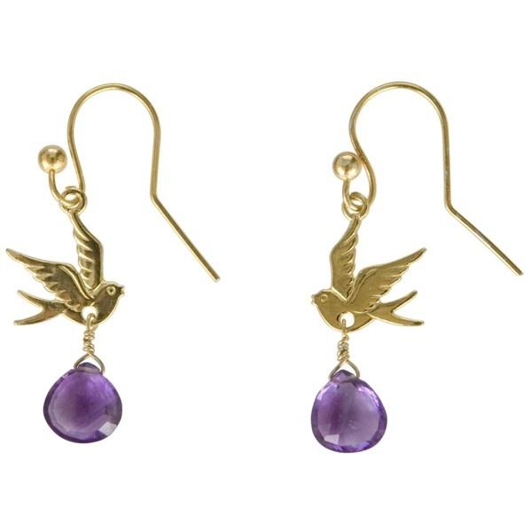 8 Gold Drop Earrings in Jewelry