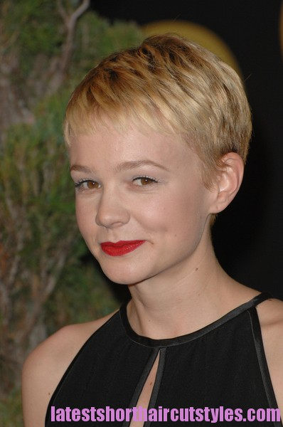 Very Short Haircuts For Women 6 Very Short Pixie Hairstyles For