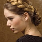 Bangs Blunt Buns Hairstyles , 7 Hairstyles With Rubber Bands In Hair Style Category