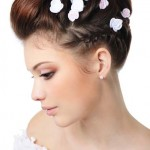 Beautiful Braided Updo Hairstyle for Wedding , 6 Braided Updos For Weddings In Hair Style Category