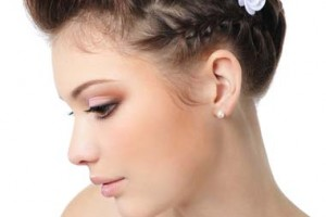 Hair Style , 6 Braided Updos For Weddings : Beautiful Braided Updo Hairstyle for Wedding