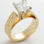 Beautiful Gold Diamond wedding Rings , 12 Gold Diamond Ring In Jewelry Category