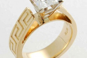 Jewelry , 12 Gold Diamond Ring : Beautiful Gold Diamond wedding Rings