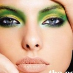 Beautiful Green Fairy eye makeup , 5 Green Fairy Eye Makeup In Make Up Category