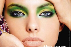 Make Up , 5 Green Fairy Eye Makeup : Beautiful Green Fairy eye makeup