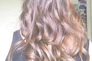 Hair Style , 6 Braids And Curls Hairstyles : Beautiful curly brunette hairstyle