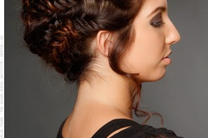 Hair Style , 6 Small Braided Hairstyles : Beautifully Braided Hairstyles for Prom
