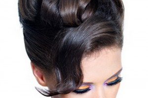 500x592px 6 Updo Hairstyles For Black Girls Picture in Hair Style