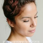 Braid-Updo , 6 Braiding Updos In Hair Style Category