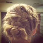 Braid bun , 6 Buns With Braiding Hair In Hair Style Category