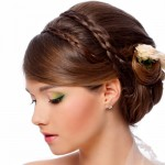 Braided Updos for Weddings , 6 Braided Updos For Weddings In Hair Style Category
