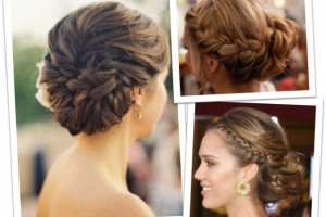 Hair Style , 7 Braided Updos For Weddings : Wedding Hairstyles - Beautiful Braids | Dress Safari