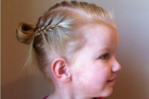 Hair Style , 7 Little Girl Braided Hairstyles : Children braided hairstyles for little girls