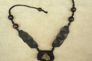 Jewelry , 7 Quartz Crystal Necklace Etsy : Citrine Quartz Crystal Rustic Necklace
