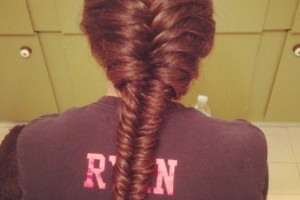 Hair Style , 7 Fishtail French Braid : Classic French Fishtail Braid for Summer | Hairstyles Weekly