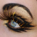 Cleopatra eye makeup pic 2 , 6 Cleopatra Eye Makeup In Nail Category