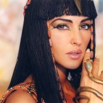 Cleopatra eye makeup pic 4 , 6 Cleopatra Eye Makeup In Nail Category