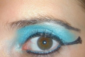 640x480px 6 Cleopatra Eye Makeup Picture in Nail