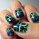 Nail Polish Trend Crackle Nail Polish Toe Nail Art Nail Art Design ... , 6 Crackle Toe Nail Designs In Nail Category