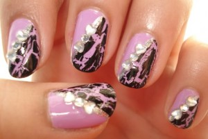 608x457px 6 Crackle Toe Nail Designs Picture in Nail