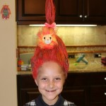 Crazy Hair Day At School , 7 Crazy Hair Day Styles For School In Hair Style Category
