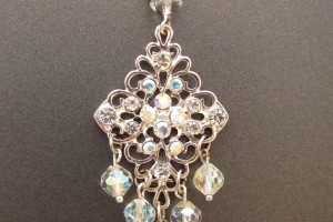 570x899px 7 Crystal Necklace Etsy Picture in Jewelry