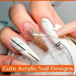 Cute Acrylic Nail Designs , 6 Cute Acrylic Nail Designs In Nail Category