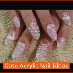 Cute Acrylic Nail Ideas , 6 Cute Acrylic Nail Designs In Nail Category